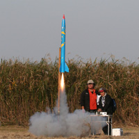 モデルロケット02